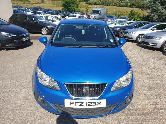 2011 Seat Ibiza 1.6TD Sport (105ps) Hatchback 5d (SZ reg)