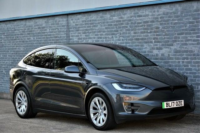 2017 Tesla Model X E 90D (JX reg)