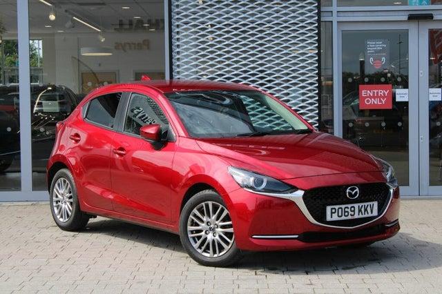 2020 Mazda Mazda2 1.5 SKYACTIV-G GT Sport (Nav) (Light Stone) (69 reg)