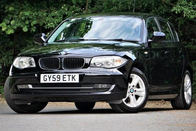 2009 BMW 1 Series 2.0TD 120d SE (Dynamic pk) Hatchback 5d auto (AU reg)