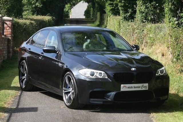 2012 BMW 5 Series 4.4 M5 (560bhp) M DCT (Z7 reg)