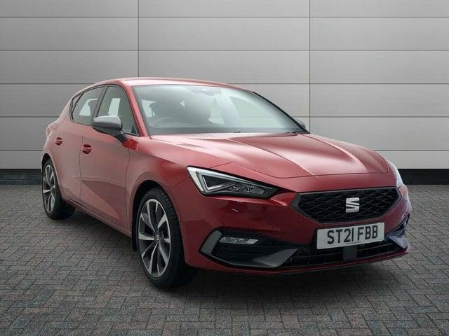 2021 Seat Leon 1.5 eTSI FR First Edition Hatchback (SZ reg)