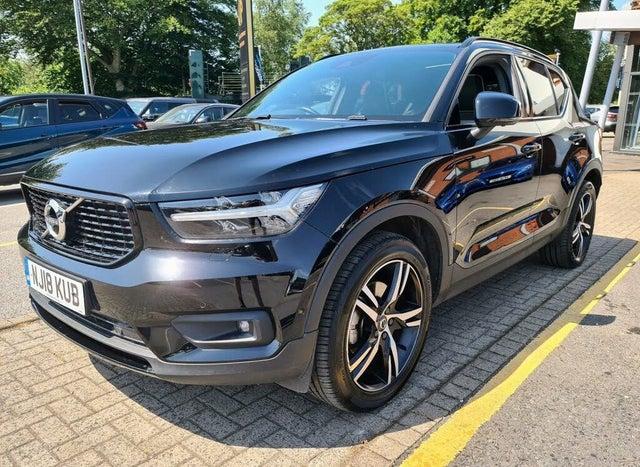 2018 Volvo XC40 2.0TD D4 First Edition (1X reg)