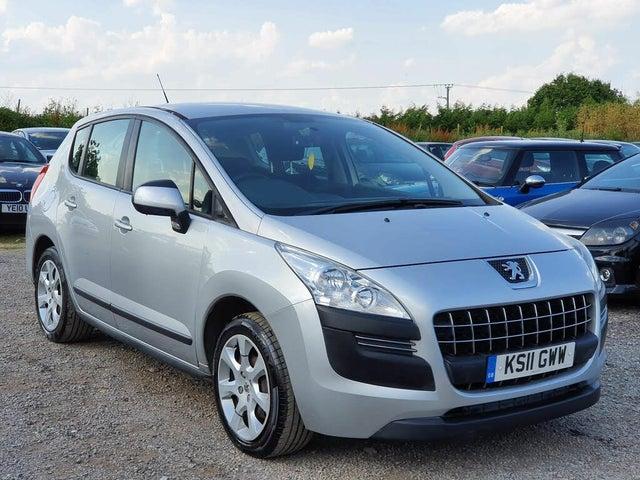 2011 Peugeot 3008 Crossover 1.6TD Active (112bhp) EGC (11 reg)