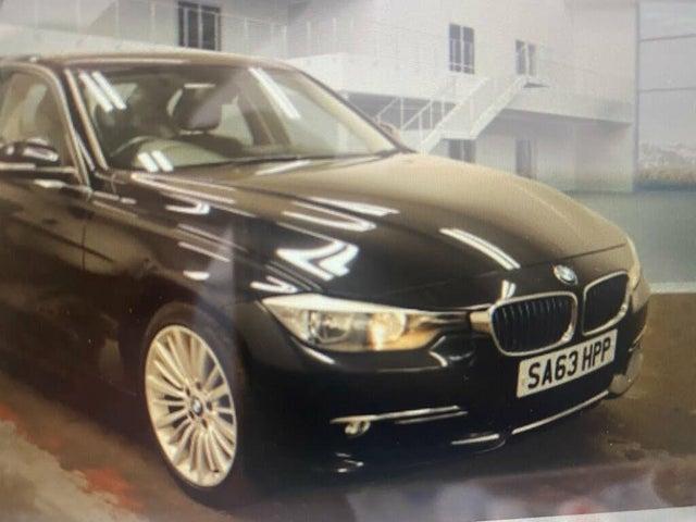 2013 BMW 3 Series 2.0 320i Luxury (184bhp) (s/s) Saloon 4d (63 reg)
