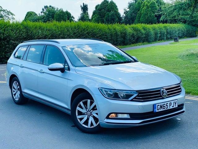 2015 Volkswagen Passat 2.0TDI (BMT)(s/s) Estate 5d DSG (65 reg)