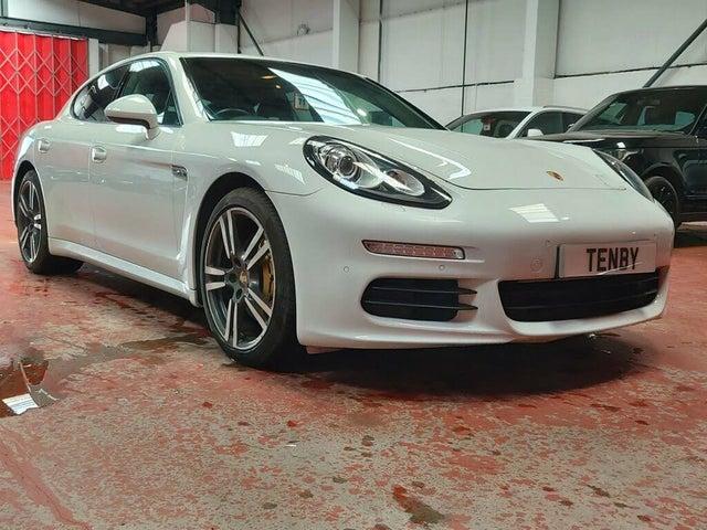 2013 Porsche Panamera (63 reg)