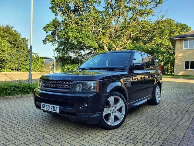 2010 Land Rover Range Rover Sport 3.0TD HSE (LL reg)