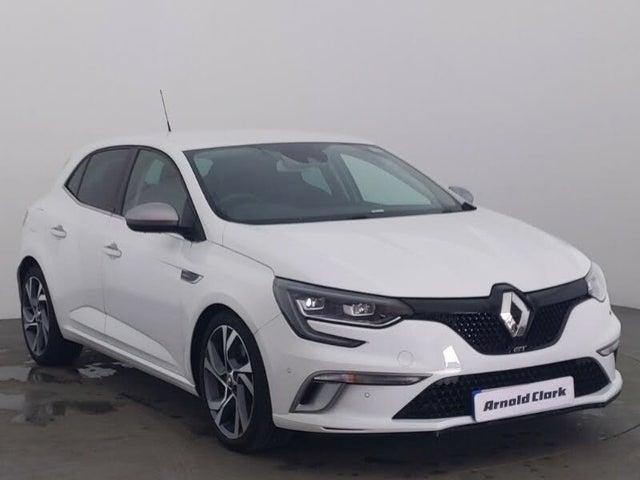 2018 Renault Megane 1.6 TCe GT Nav Hatchback (18 reg)