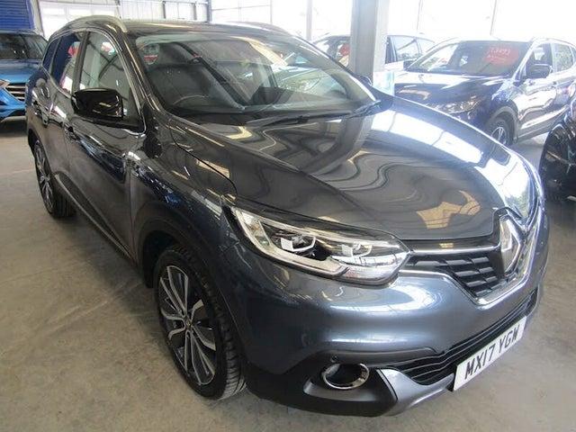 2017 Renault Kadjar 1.5dCi Signature Nav ENERGY (s/s) (17 reg)