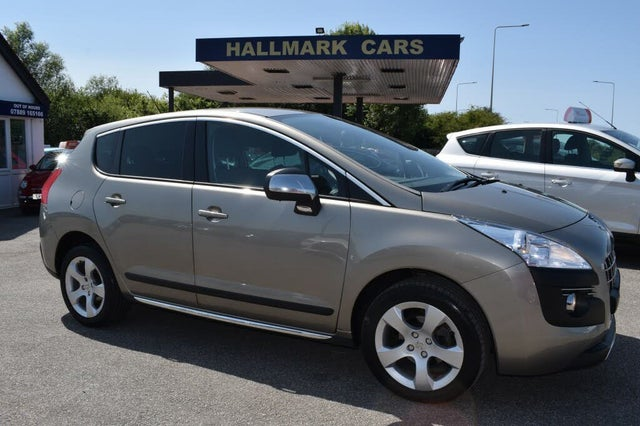 2013 Peugeot 3008 Crossover 1.6HDi Style (62 reg)