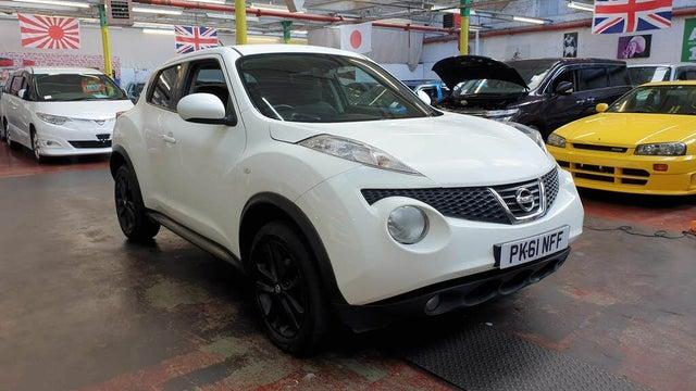 2011 Nissan Juke 1.5TD Acenta Premium (61 reg)