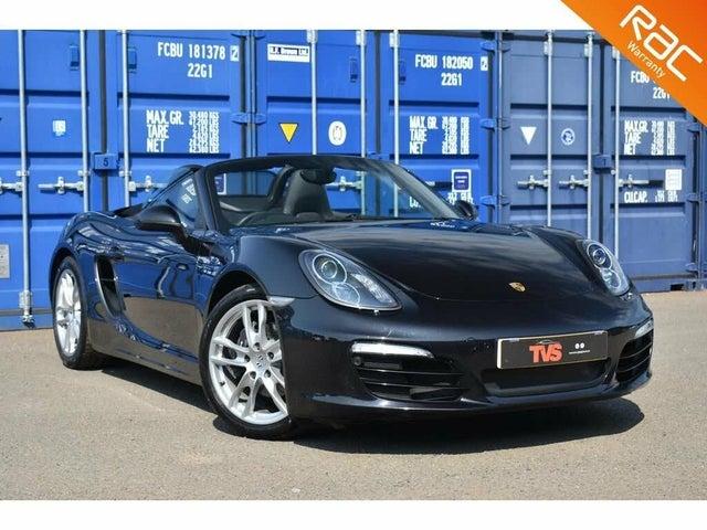 2013 Porsche Boxster 2.7 (13 reg)