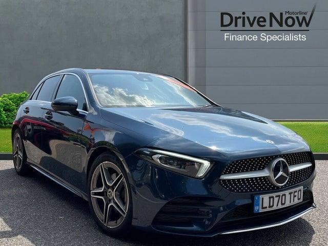 2020 Mercedes-Benz A-Class 1.3 A180 AMG Line Executive Hatchback 5d 7G-DCT (70 reg)