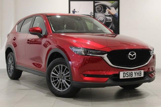 2018 Mazda CX-5 2.0 SE-L (Nav) (18 reg)