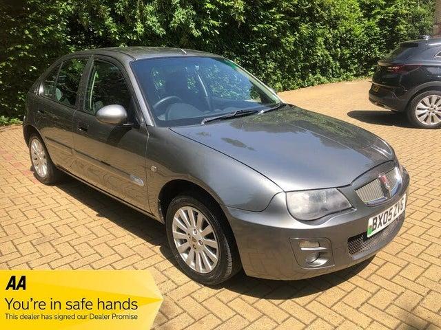 2005 Rover 25 2.0TD SEi 101ps 5d (RR reg)