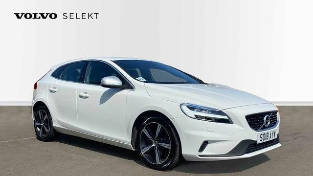 2018 Volvo V40 2.0 T2 R-Design (1M reg)