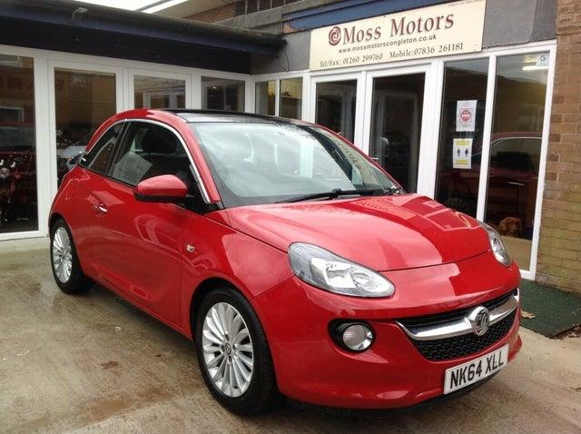 2014 Vauxhall ADAM 1.2 GLAM (64 reg)