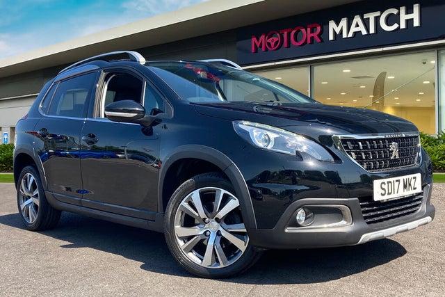 2017 Peugeot 2008 SUV 1.6BlueHDi Allure (120bhp) (s/s) (17 reg)