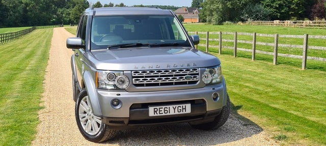 2011 Land Rover Discovery 4 3.0 SD V6 XS 3.0 SD V6 (255bhp) (LL reg)