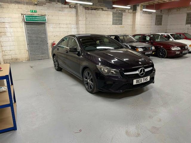 2015 Mercedes-Benz CLA 1.6 CLA 180 Sport (122ps) (s/s) Coupe 4d (11 reg)