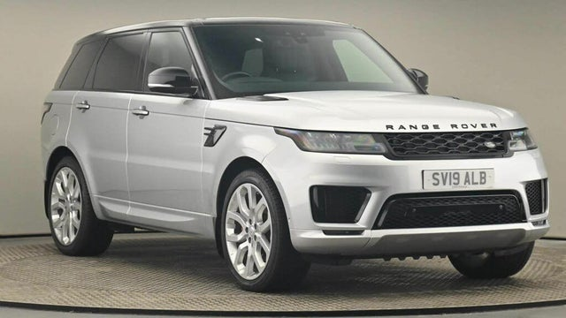 2018 Land Rover Range Rover Sport 4.4 SDV8 Autobiography Dynamic 4X4 (s/s) (18 reg)