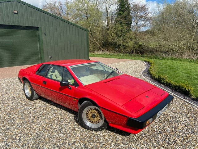 1983 Lotus Esprit 2.2 S3