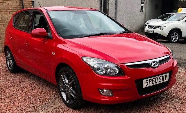 2010 Hyundai i30 1.6 Premium (119bhp) (60 reg)