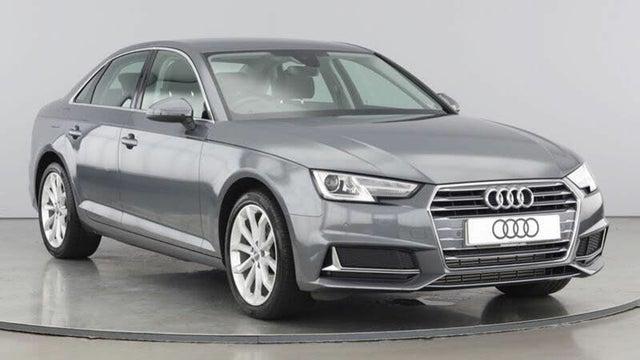 2019 Audi A4 (19 reg)