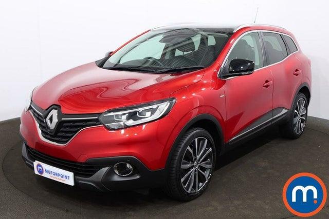 2019 Renault Kadjar 1.3 TCe Signature Nav (140bhp) (68 reg)