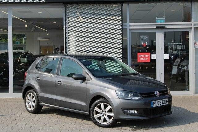 2014 Volkswagen Polo 1.4 Match Edition 5d DSG (63 reg)