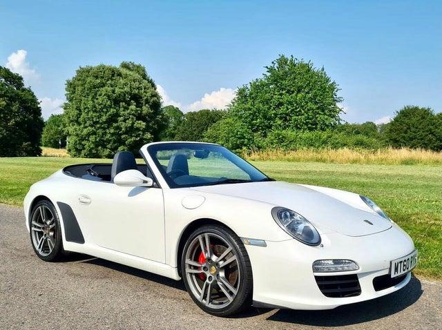 2011 Porsche 911 3.8 Carrera S Cabriolet PDK (0Z reg)