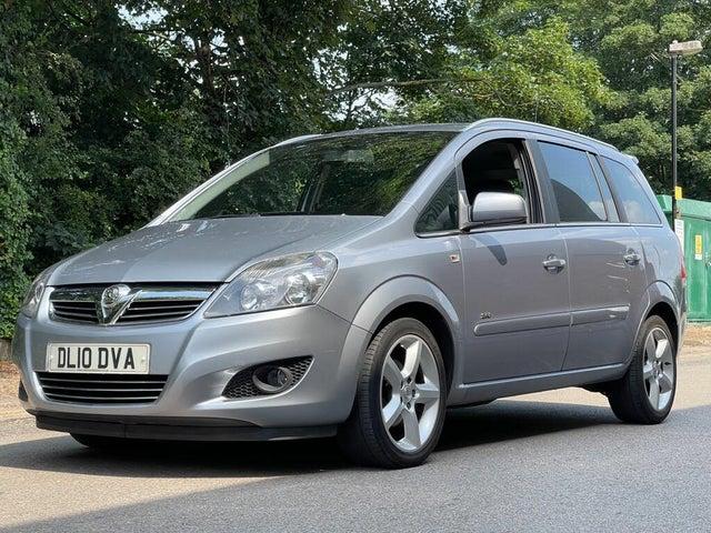 2010 Vauxhall Zafira 1.8 SRi VVT (140ps) (Exterior pk) (10 reg)