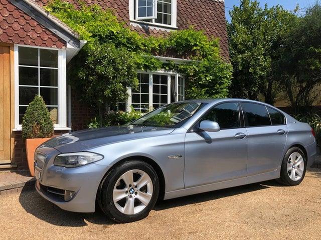 2012 BMW 5 Series 3.0 535 ActiveHybrid 5 (12 reg)