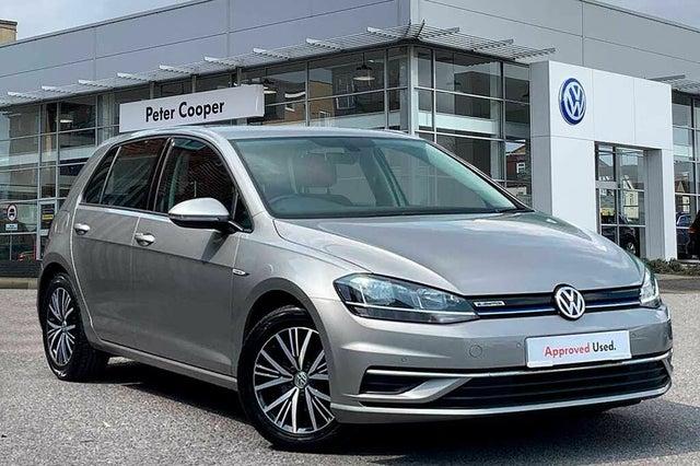 2019 Volkswagen Golf 1.5 TSI SE Nav (130ps) (s/s) Hatchback 5d (WZ reg)
