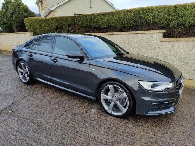 2014 Audi A6 Saloon 3.0TD Black Edition (204ps) Multitronic (63 reg)