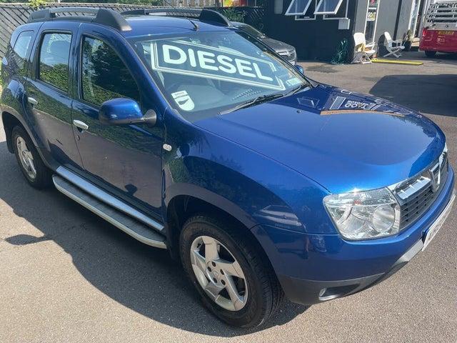 2013 Dacia Duster 1.5D Laureate (107bhp) (1H reg)