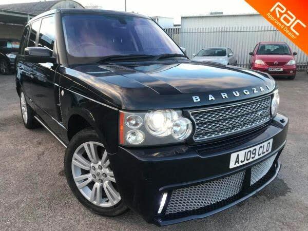2009 Land Rover Range Rover 3.6TD Vogue SE (09 reg)