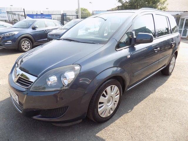 2009 Vauxhall Zafira 1.6 Life (a/c) (59 reg)