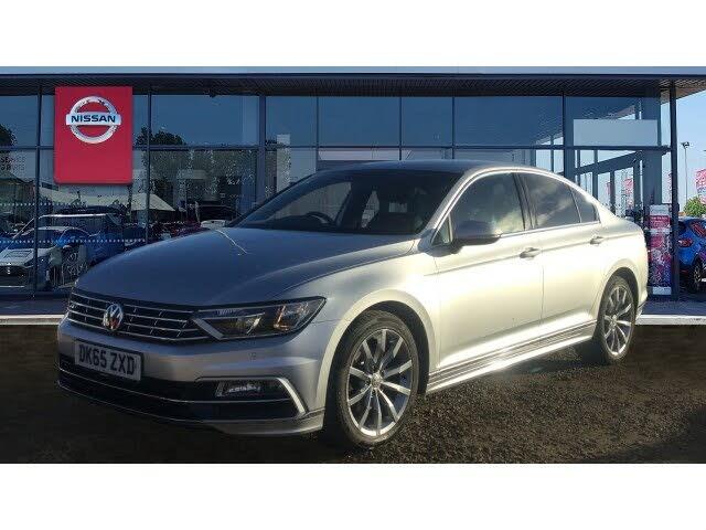 2015 Volkswagen Passat 2.0TDI R-Line (190ps) (BMT)(s/s) Saloon 4d DSG (65 reg)