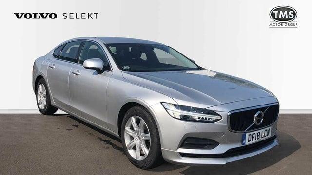 2018 Volvo S90 2.0TD D4 Momentum (18 reg)