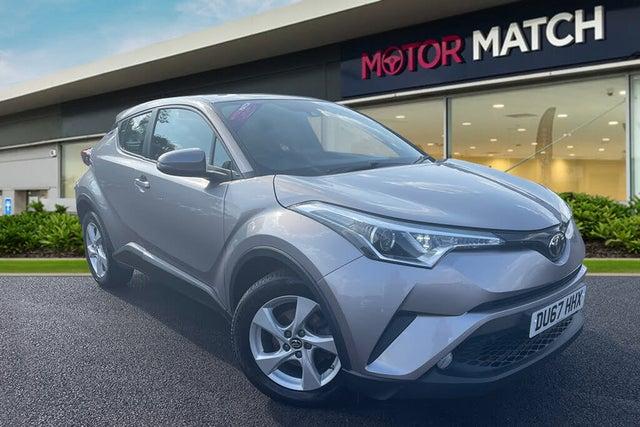 2018 Toyota C-HR 1.2 Icon (67 reg)