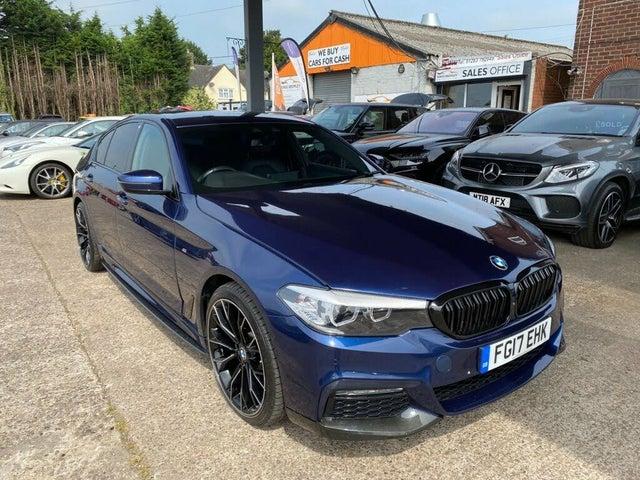 2017 BMW 5 Series 2.0TD 520d M Sport Saloon 4d (17 reg)