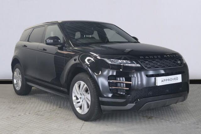 2019 Land Rover Range Rover Evoque 2.0 D180 R- Dynamic S (19 reg)