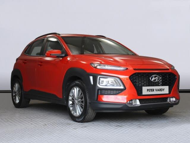 2018 Hyundai Kona 1.0 T-GDi SE (Z9 reg)