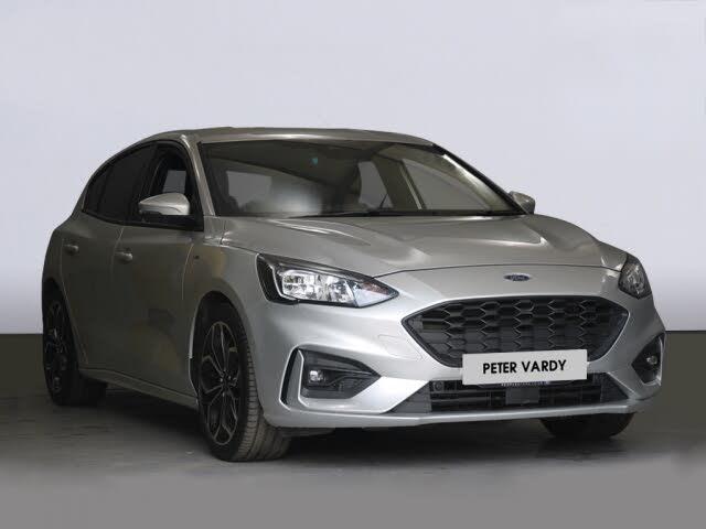 2020 Ford Focus 1.5 ST-Line X Hatchback (20 reg)