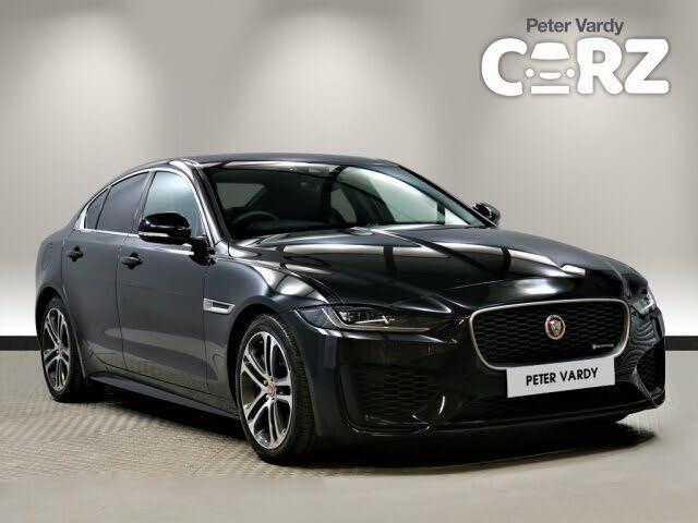 2020 Jaguar XE 2.0i R-Dynamic SE (250ps) (69 reg)