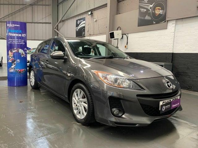 2012 Mazda Mazda3 1.6TD TS2 (113bhp) (12 reg)