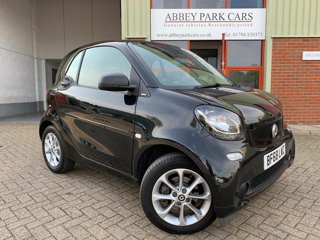 2018 Smart fortwo 1.0 Passion (70bhp) (s/s) Coupe (68 reg)