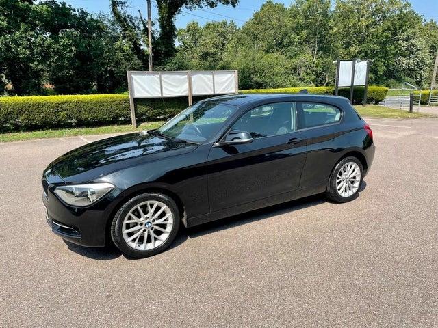 2013 BMW 1 Series (A1 reg)